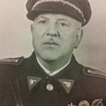 Prvi poveljnik Franc Fon ml. iz Bovca