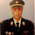 Poveljnik OGP Bovec v letih 1995-2003 Anton Bozja