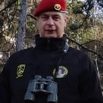 Poveljnik GEV GAMSI Miro Bozja