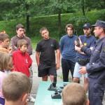 Izvajanje gasilske dejavnosti